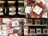 Meats, Cheeses and Jellies