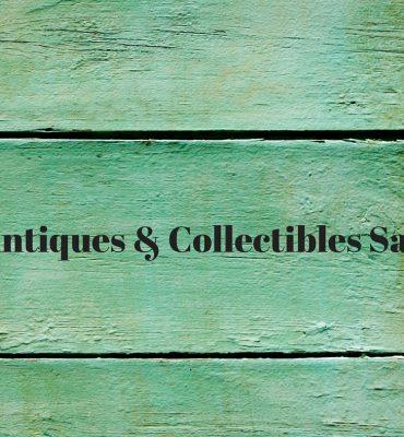 Antique & Collectibles Sale July 30