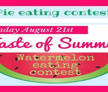 taste of summer web site