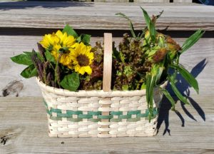 Basket Weaving Class @ Emily's Produce