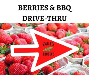 Berries & BBQ - PreOrder REQUIRED