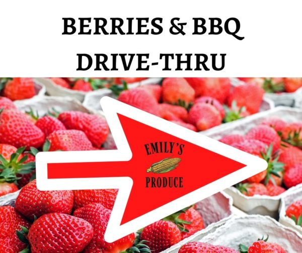 Berries & BBQ – PreOrder REQUIRED