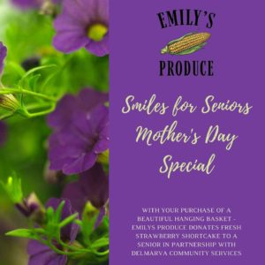 Smiles For Seniors - Mother's Day Edition