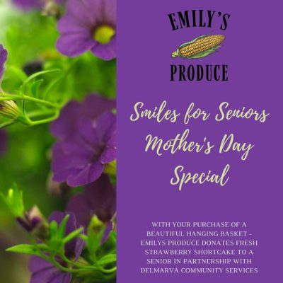 Smiles For Seniors – Mother's Day Edition