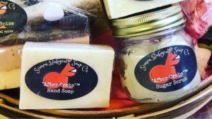 Vendor Pop Up - Simon Babycat Soap