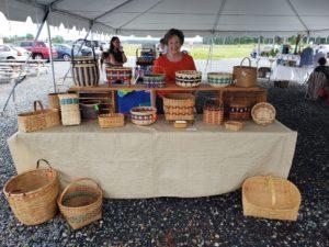 Pop Up Vendor - TaylorMade Baskets