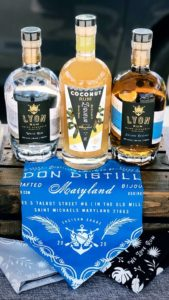 Pop Up Vendor - Lyon Distilling