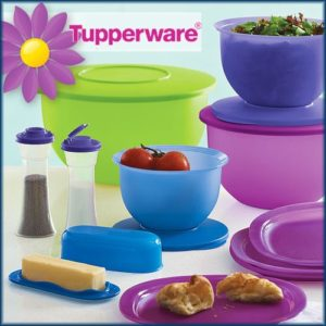 Pop Up Vendor - Tupperware by Cynthia