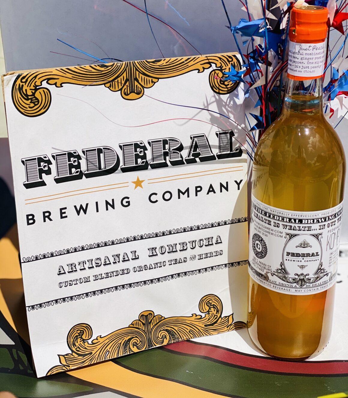 Vendor Pop Up – Fed Brew Kombucha