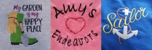 Vendor Pop Up - Amy's Endeavors