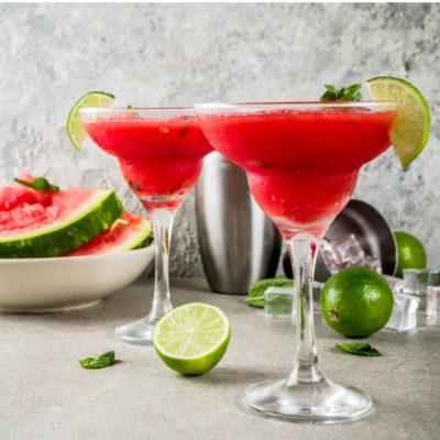 Watermelon Bellini