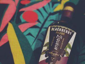 Blackberry Rum Release