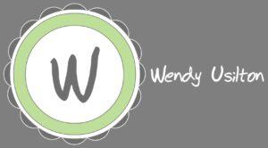 Pop Up Vendor - Wendy Usilton Graphic Design