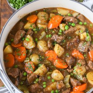 Beef Stew – Cooking Kit Recipe