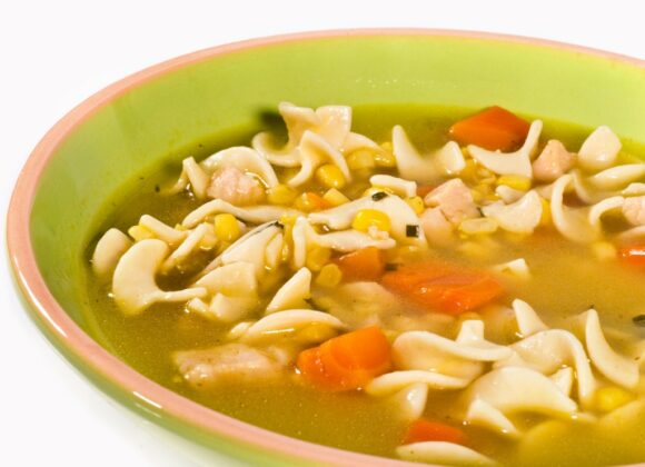 Chicken Corn Soup – Cooking Kit Recipe