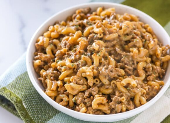 Hamburger Helper – Cooking Kit Recipe