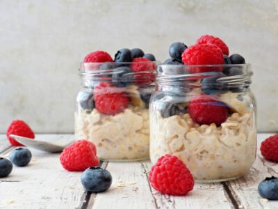 Overnight Oats – Cooking Kit Recipe