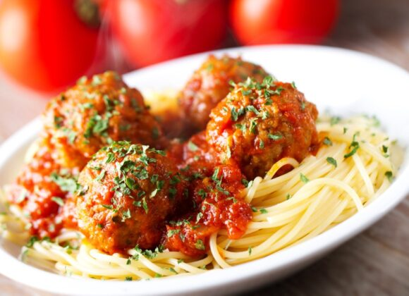 Meatballs – Cooking Kit Recipe